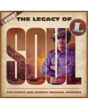 Various Artists - The Legacy of...Soul (Vinyl)
