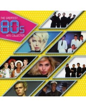 Various Artists - The Greatest 80s Hit Collection (2 CD)