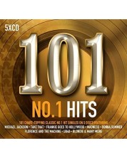 Various Artists - 101 No.1 Hits (CD Box)