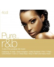 Various Artist- Pure... R&B (4 CD)