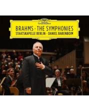 Various Artists - Brahms Symphonies (4 CD)