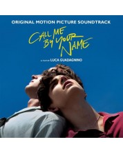 Various Artists - Call Me By Your Name (CD)