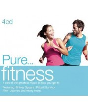 Various Artists - Pure... Fitness (4 CD)