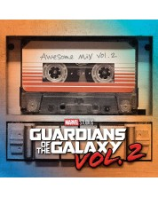 Various Artists- Guardians of the Galaxy Vol. 2 Awesome Mix Vol. 2 (CD)