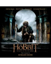 Various Artists - The Hobbit: the Battle of The Five Armies - Soundtrack (2 CD)