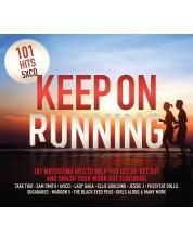 Various Artists - 101 Hits: Keep On Running (CD Box)