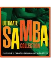 Various Artists - Ultimate Samba Collection (CD)