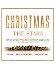 Various Artists - Christmas With The Stars & The Royal Philharmonic Orchestra (CD)