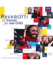 Various Artists - PAVAROTTI & Friends for war Child (CD)