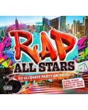 Various Artists - Rap All Stars (3CD Box)