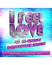 Various Artists - I Feel Love (2 CD)