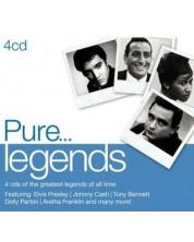 Various Artists - Pure... Legends (4 CD)