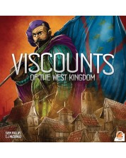 Joc de societate Viscounts of the West Kingdom - strategie