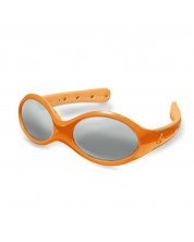 Ochelari de soare Visiomed - Reverso Space, 0-12 luni, portocalii -1