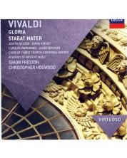 Choir of Christ Church Cathedral - Vivaldi: Gloria; Stabat Mater etc (CD)