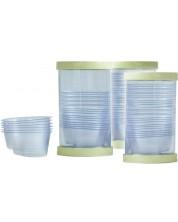 Set recipiente de rezerva pentru aspirator Visiomed -1
