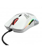 Mouse gaming Glorious Odin - model O-, small, matte white