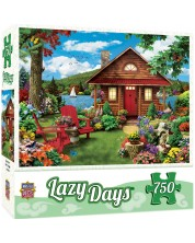Puzzle Master Pieces de 750 piese - La tarm, Alan Jana