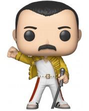 Figurina Funko Pop! Rocks: Queen - Freddie Mercury - Wembley 1986, #96