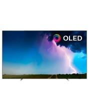 "Televizor smart Philips - 65OLED754, 65"", 4K UHD OLED, negru -1"