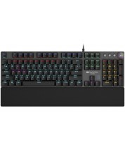 Tastatura gaming Canyon - Nightfall, neagra