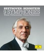 Wiener Philharmoniker - Beethoven: 9 Symphonies (5 CD)