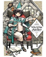 Witch Hat Atelier 2