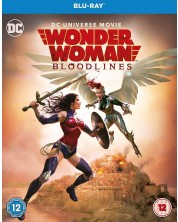 Wonder Woman Bloodlines (Blu-Ray)