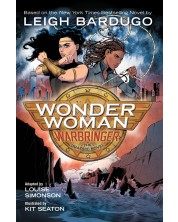 Wonder Woman Warbringer (The Graphic Novel)
