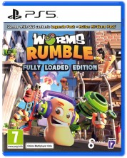 Worms Rumble: Fully Loaded Edition (PS5) -1