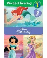 World Of Reading Disney Princess Level 1 Boxed Set