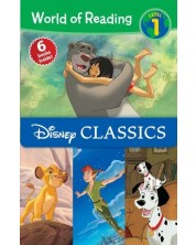 World Of Reading Disney Classic Characters Level 1 Boxed Set