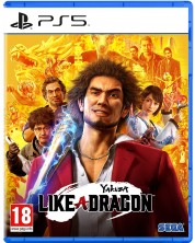 Yakuza Like A Dragon (PS5)	 -1