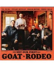 Yo-Yo Ma, Stuart Duncan, Edgar Meyer, Chris Thile - Not Our First Goat Rodeo (CD)