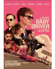 Baby Driver (DVD) -1
