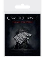 Insigna Pyramid Television:  Game of Thrones - Stark