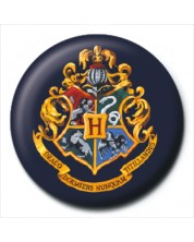 Insigna Pyramid - Harry Potter (Hogwarts Crest)
