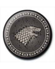 Insigna Pyramid -  Game of Thrones (Stark Sigil)