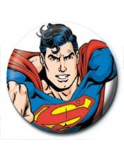Insigna Pyramid DC Comics: Superman - Flying
