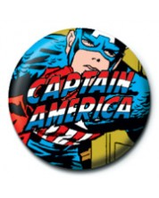 Insigna Pyramid -  Marvel (Captain America)