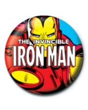 Insigna Pyramid -  Marvel (Iron Man)