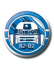 Insigna Pyramid - Star Wars (R2-D2)