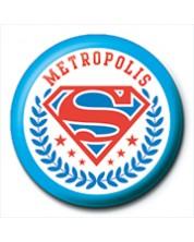 Insigna Pyramid - Superman (Metropolis)