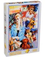 Puzzle Gold Puzzle de 1000 piese - Cabaret