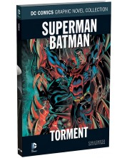 ZW-DC-Book Superman Batman Torment Book
