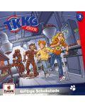 TKKG Junior - 003/Giftige Schokolade - (CD) - 1t