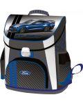 Ghiozdan scolar ergonomic Lizzy Card - Ford Mustang GТ, Premium - 1t