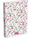 Cutie cu elastic  Lizzy Card A4 – Funmingo, Lollipop - 1t