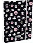 Mapa cu elastic Lizzy Card A4 - Hello Panda, Lollipop - 1t