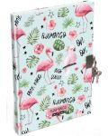 Jurnal secret cu lacat Lizzy Card - Funmingo, format А5 - 1t